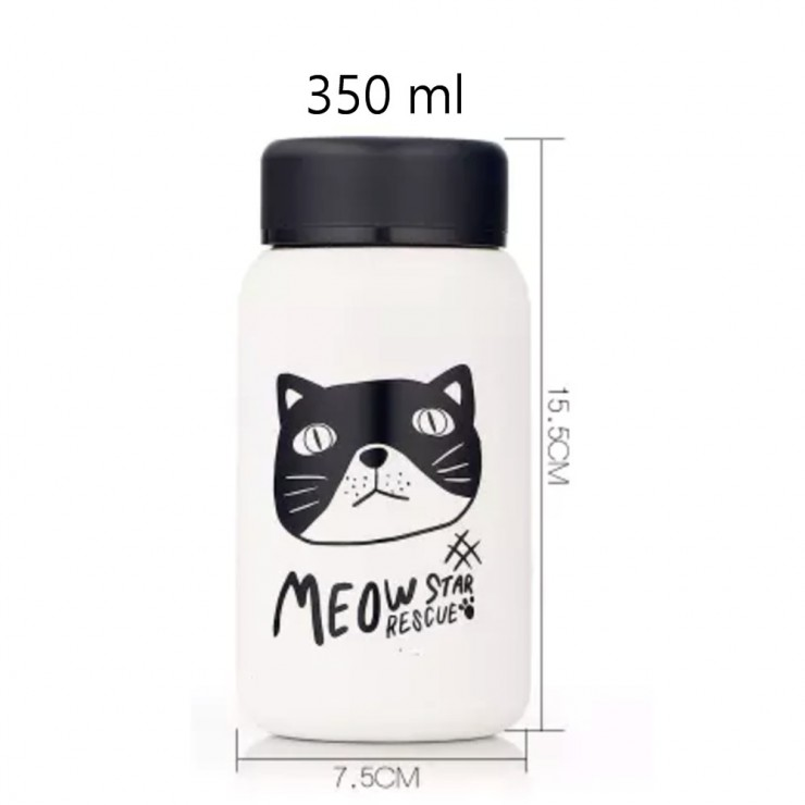 Thermosbeker | kat | 330 ml